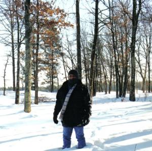 Wagner Esquiando