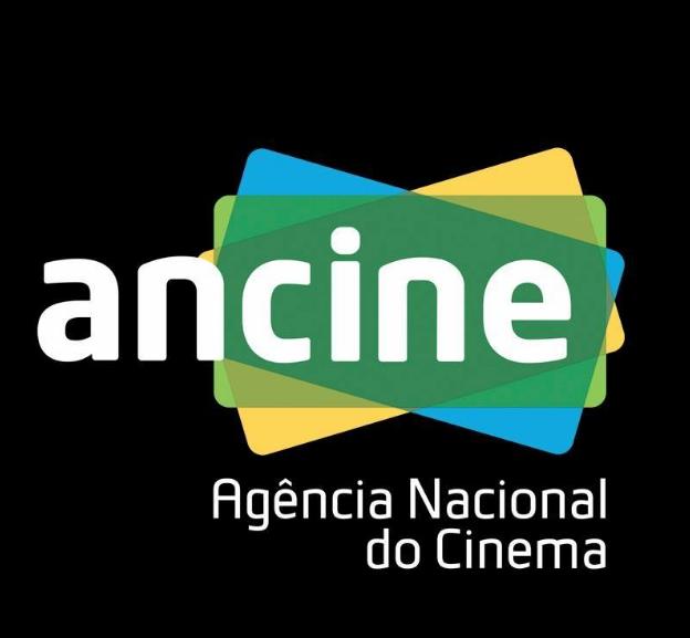 a ancine logotipo ancine