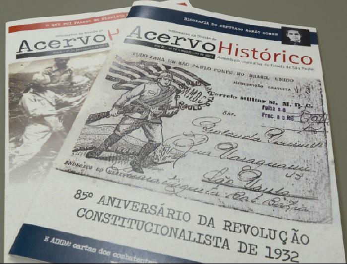 1 a assembléia informativo acervo histórico