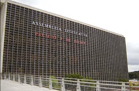 1 a assembléia prédio